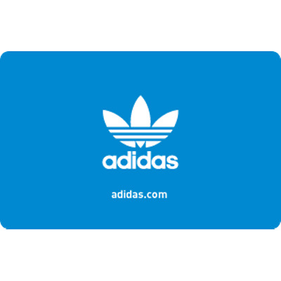 Adidas Gift Card $50 Value, Only $49.00! Free Shipping!