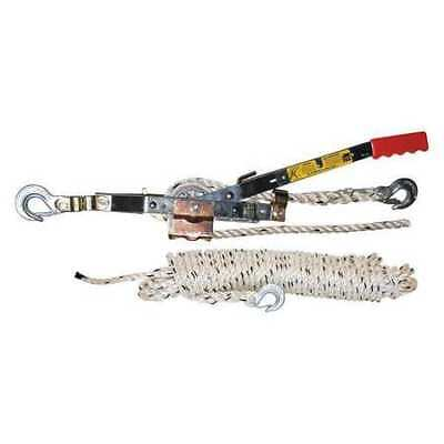 """Rope Ratchet Puller,100 ft.,19"""" Handle L MAASDAM A-100"""