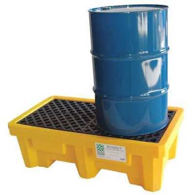 "ULTRATECH 1011 Drum Spill Containment Pallet,53"" L"