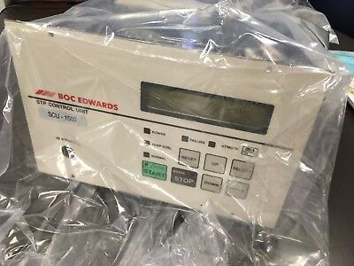 BOC EDWARDS SCU-1500 Turbo Pump Controller Brand New