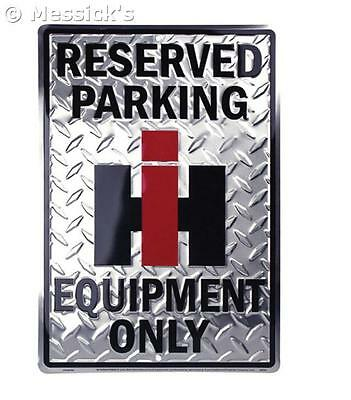 International Scout 1961 Series 80 Reserved Parking Sign 12x18 or 8x12 Aluminum