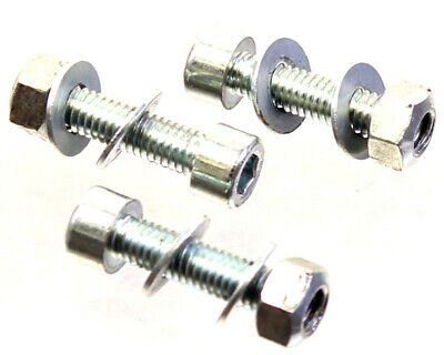 Go Kart TonyKart (OTK) 180mm x 13mm Brake Disc Carrier Nut And Bolt Set