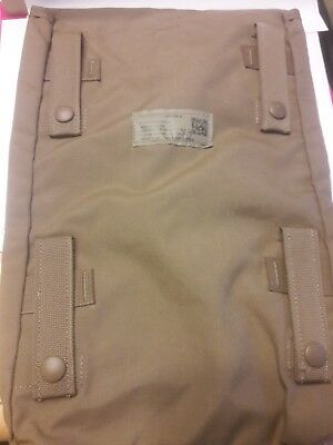 New Eagle Industries USMC ILBE FILBE Hydration Pouch Coyote