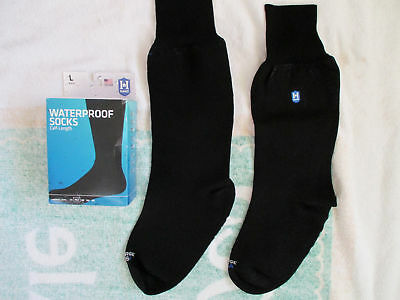 Hanz SealSkinz Brand New Calf Length Waterproof Socks Size L