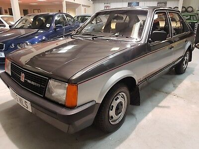 Vauxhall Astra MK1 Celebrity - 23000 Miles - 3 Owners