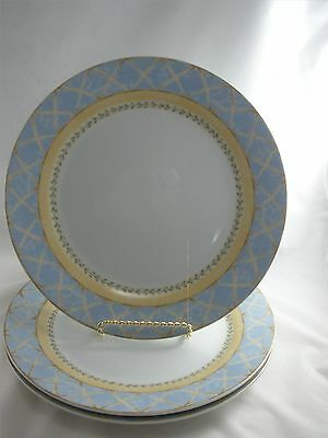 Heritage Mint Enchanted Garden Dinner Plates set of 3
