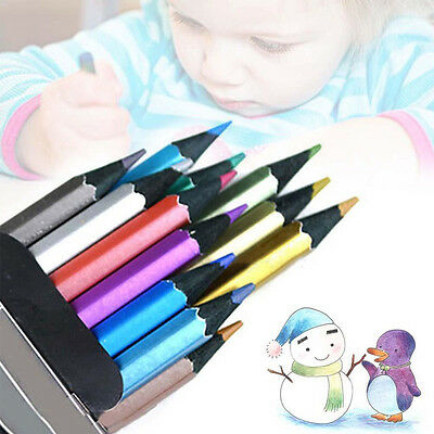 Charcoal Artist Pencils Set For Drawing Sketching Shading Draw Tones Shades Au