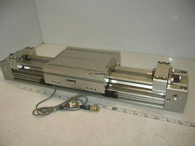 New SMC MYH40-G2175-200 Pneumatic Rodless Cylinder 40mm Bore 200mm Stroke