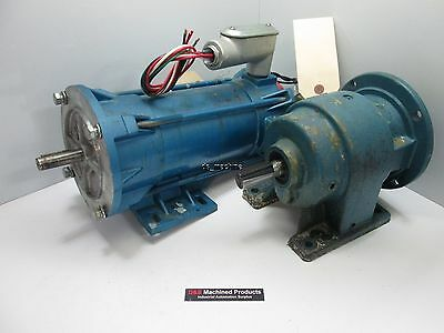 Pacific Scientific EP3640-1436-7-56BC-CU Explosion Proof DC Motor w/Gear Reducer