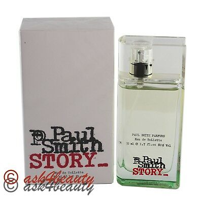 d958f40c8a50 PAUL SMITH STORY FOR MEN 3.3 oz / 100 ml EDT SPRAY , DISCONTINUED ...