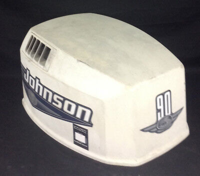 JOHNSON 7 5 HP outboard Cowling - $50 00 | PicClick