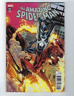 Amazing Spider-Man # 800 Ramos Connecting Variant Cover NM