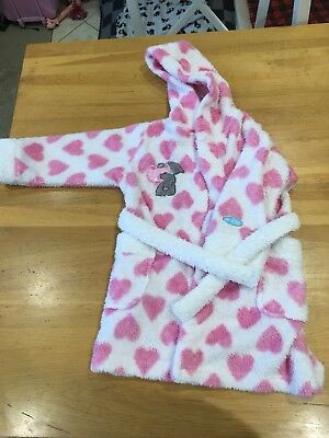 M&S Tatty Teddy Me To You Dressing Gown 2-3y