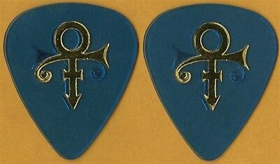 Prince authentic 2000 Greatest Hits tour real stage symbol concert Guitar Pick