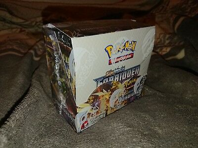 NEW! Pokemon TGC - Sun and Moon Forbidden Light Sealed Booster Pack x1