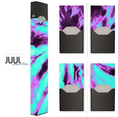 Skin Decal Wrap for PAX 4JUUL  Protective Vinyl Cover Sticker Tie dye 97899