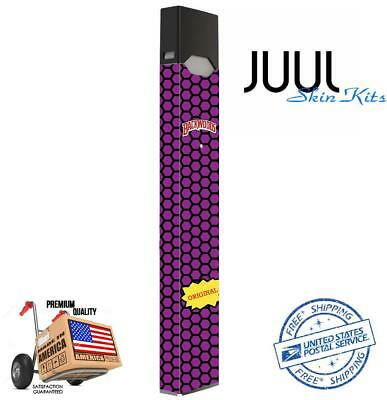 Skin Decal Wrap PAX JUUL PODS  Protective Vinyl Case Cover Sticker BACKWOODS