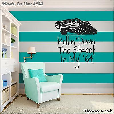 Italian French Vinyl Wall Art Quote Home Family Decor Decal Word