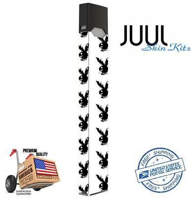 Skin Decal Wrap for JUUL Protective Vinyl Cover Sticker Play Boy Bunny  4