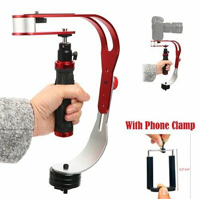 Handheld video camera stabilizer for GoPro, Smartphone, Canon, Nikon,etc