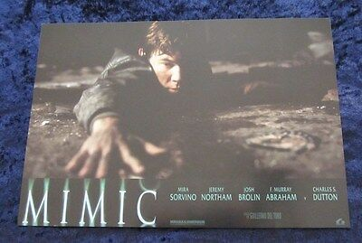 Mimic lobby card  # 5 - Jeremy Northam, Mira Sorvino, Josh Brolin