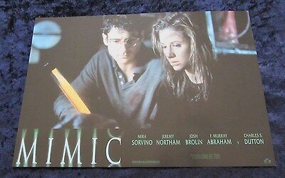 Mimic lobby card  # 11 - Jeremy Northam, Mira Sorvino, Josh Brolin