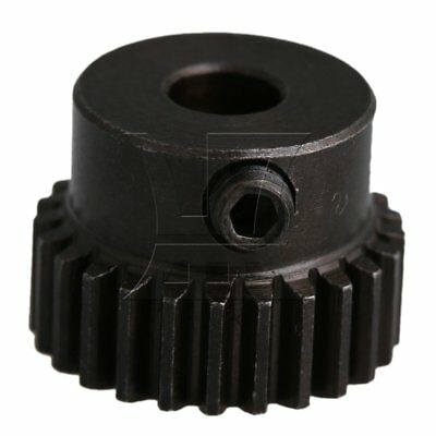 1.35x1cm 0.5 Modulus 25T Motor Pinion Wheel Gear 4mm Bore for RC Car