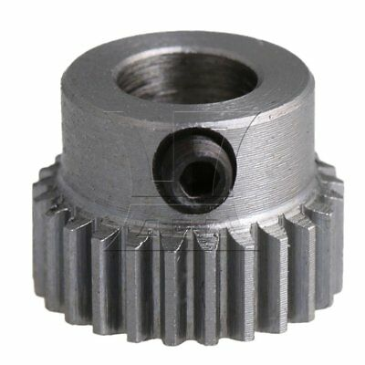 1.35x1cm 0.5 Modulus 25T Motor Pinion Wheel Gear 6mm Hole Dia for RC Car