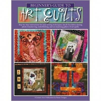Steppen BUCH - Beginner's Guide to Kunst Quilts