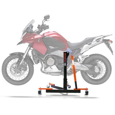 Center Stand CS Power Evo Honda Crosstourer 12-18 Lift Centre orange