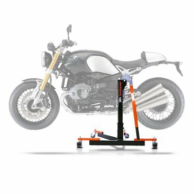 Center Spider Lift ConStands Power Evo BMW R NineT Racer 17-18 orange Centre