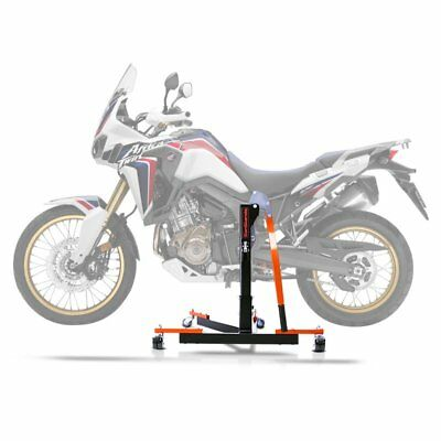 Center Stand CS Power Evo Honda Africa Twin CRF 1000 L 16-18 Lift Centre orange