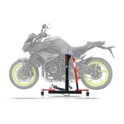 Center Spider Lift ConStands Power Evo Yamaha MT-10 16-18 red Centre