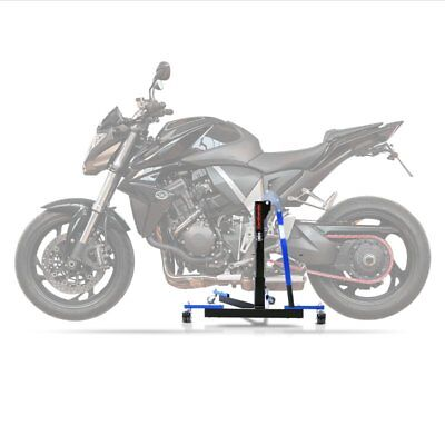 Center Spider Lift ConStands Power Evo Honda CB 1000 R 08-16 blue Centre