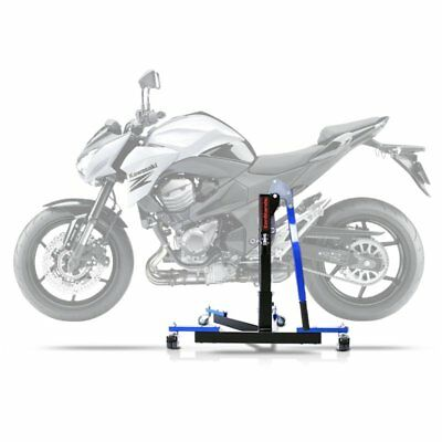 Center Spider Lift ConStands Power Evo Kawasaki Z 800/ e 13-16 blue Centre
