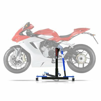Center Spider Lift ConStands Power Evo MV Agusta F3 675 12-18 blue Centre