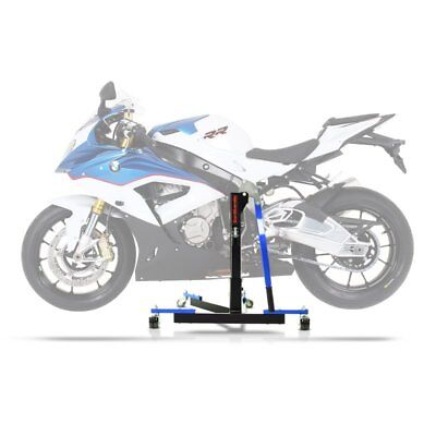 Center Spider Lift ConStands Power Evo BMW S 1000 RR 15-18 blue Centre