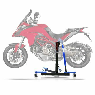 Center Spider Lift CS Power Evo Ducati Multistrada 1200 15-17 blue Centre
