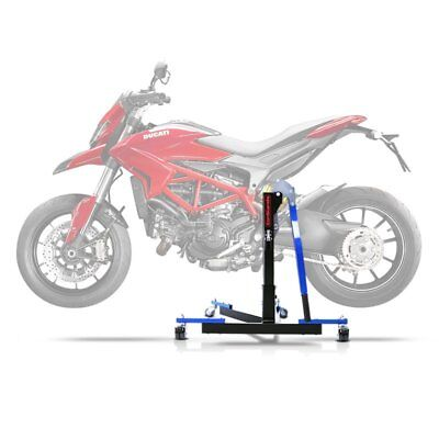 Center Spider Lift CS Power Evo Ducati Hypermotard 939 16-18 blue Centre