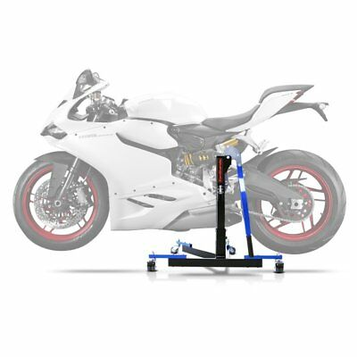Center Spider Lift ConStands Power Evo Ducati 959 Panigale 16-18 blue Centre