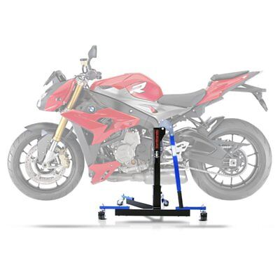 Center Spider Lift ConStands Power Evo BMW S 1000 R 17-18 blue Centre