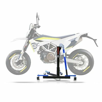 Center Spider Lift CS Power Evo Husqvarna 701 Supermoto 15-18 blue Centre