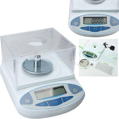 2018 Accurate 200 x 0.001g 1mg Lab Analytical Balance Digital Precision Scale AA