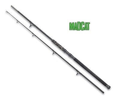 MADCAT BLACK HEAVY DUTY 300 - 3.00m, 200-300g, Wallerrute, Welsrute, Wallerangel