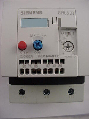 Siemens Furnas 3RU1146-4DD0 Overload Relay 18-25 amps Ships on the Same Day