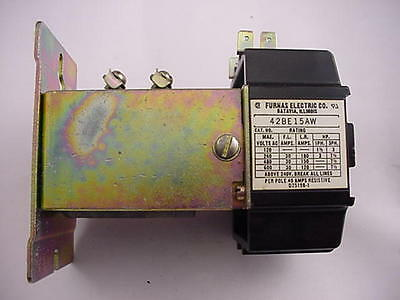 Furnas 42BE15AW Contactor 2 Pole 230 VDC Ships on the Same Day of the Purchase