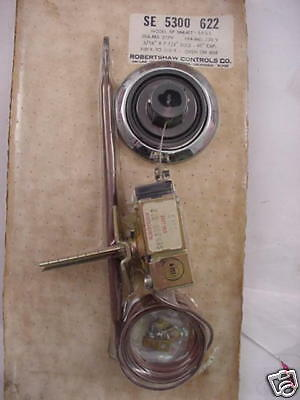 Robertshaw 5300-622 Electric Thermostat Ships on the Same Day of the Purchase