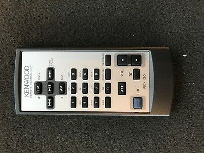 Kenwood RC-420 Fernbedienung Remote Control Auto Radio