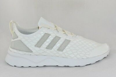 90d4d44727c WOMENS ADIDAS ZX Flux Advance Verve Off White Trainers RRP £69.99 ...
