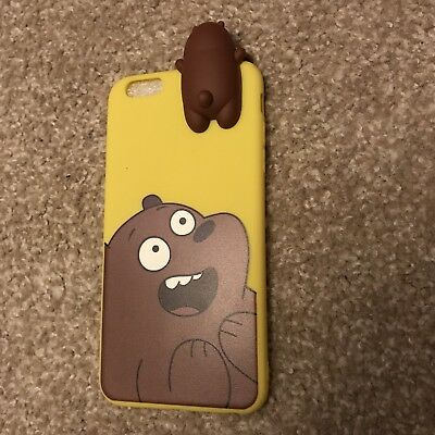 3D Cute Cartoon Climb Doll Animal Soft Silicone Phone Case Cover For Cell Phones